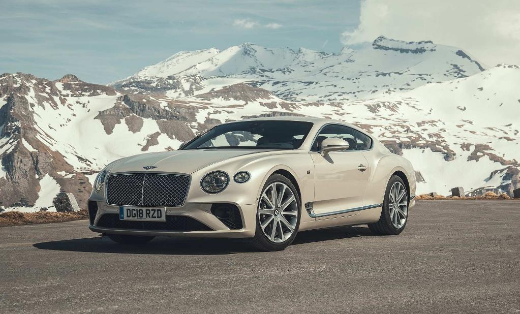 2023 Bentley Continental GT Exterior