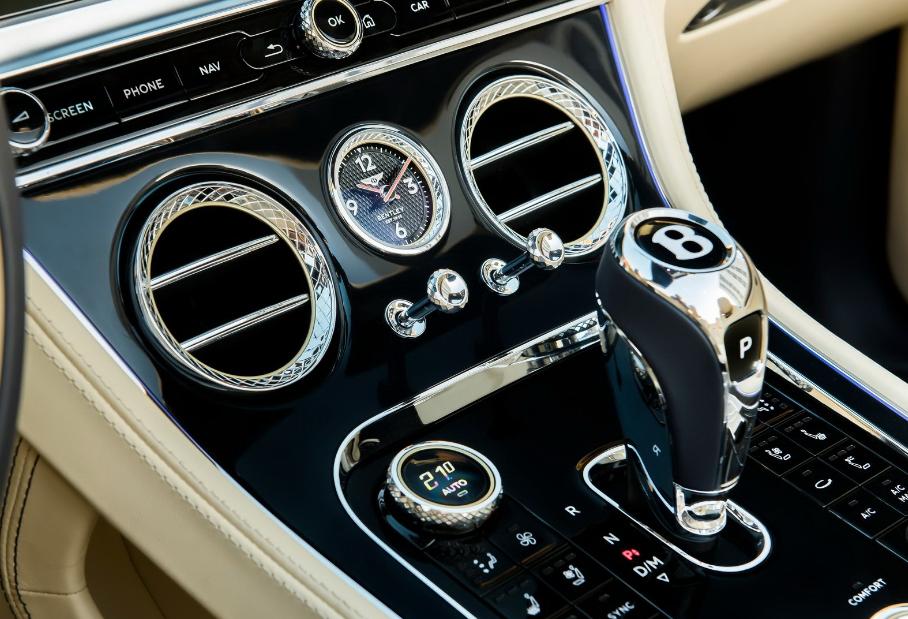 2023 Bentley Continental GT Interior