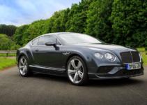 2023 Bentley Continental GT Speed Exterior