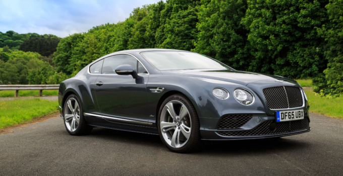 2023 Bentley Continental GT Speed Exterior