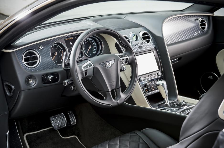 2023 Bentley Continental GT speed Interior