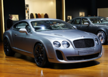 2023 Bentley Continental Supersports Exterior