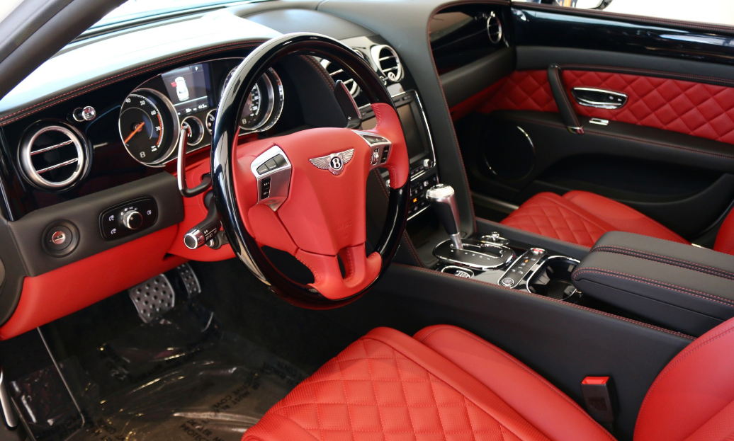 2023 Bentley Flying Spur Interior