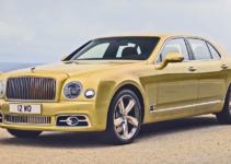 2023 Bentley Mulsanne Speed Exterior
