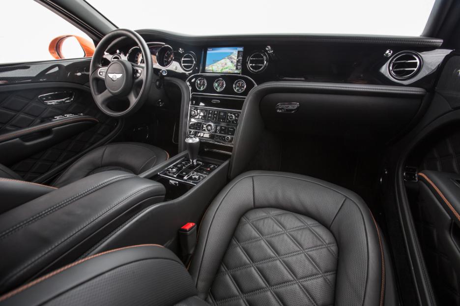2023 Bentley Mulsanne Speed Interior